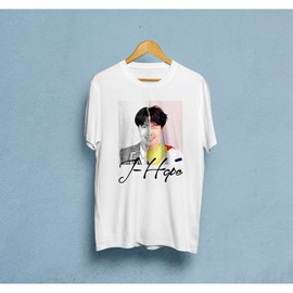 T-Shirt | Kaos BTS J-Hope